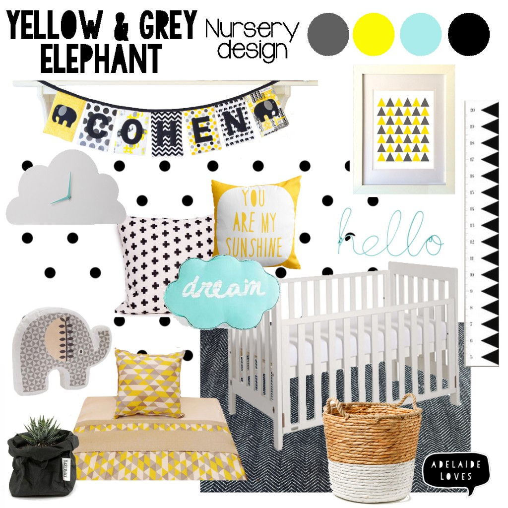 Kim Yellow Grey Nursery copy